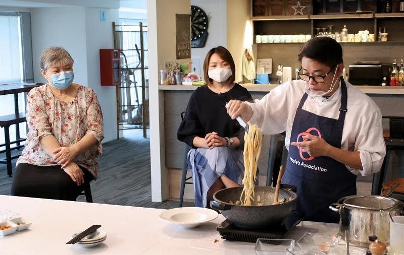 Come n Cook Week 15 Chef Tan Kok Liang