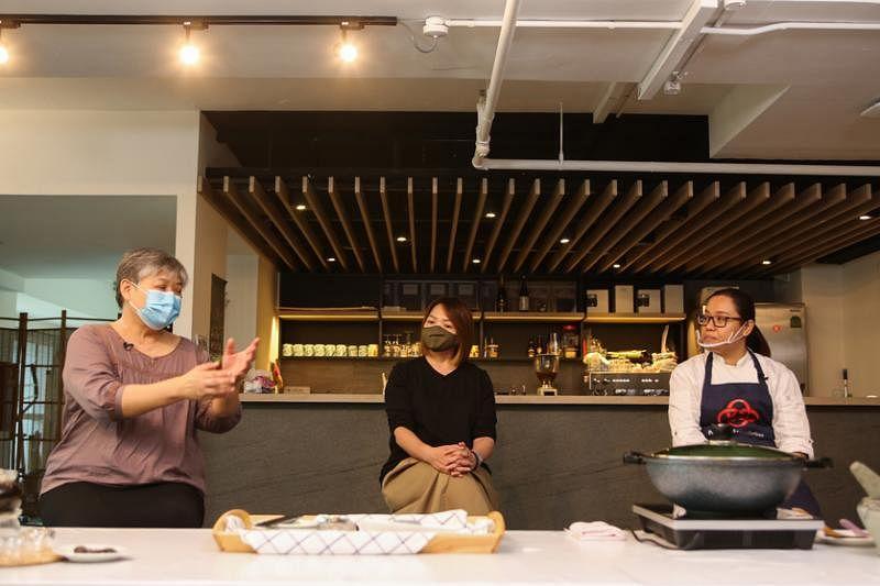 Come 'n Cook Week 16 Jenny Chan