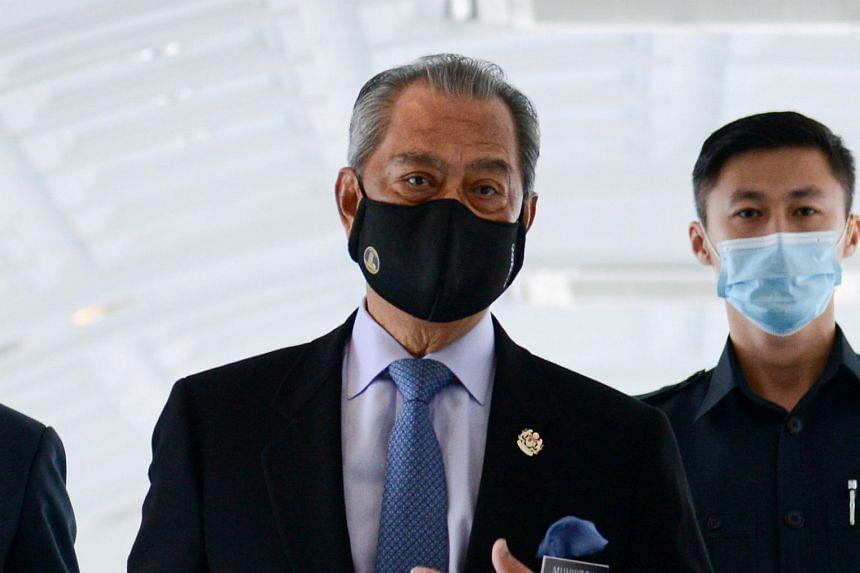 慕尤丁宣布各州按疫情轻重实施不同强度的防疫措施| 早报