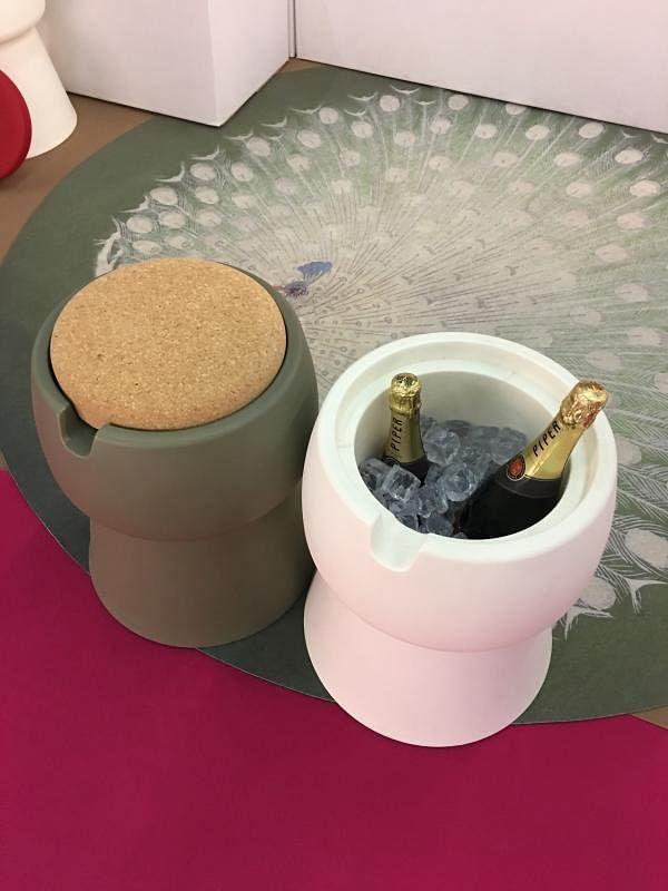 香槟瓶塞凳子/酒桶