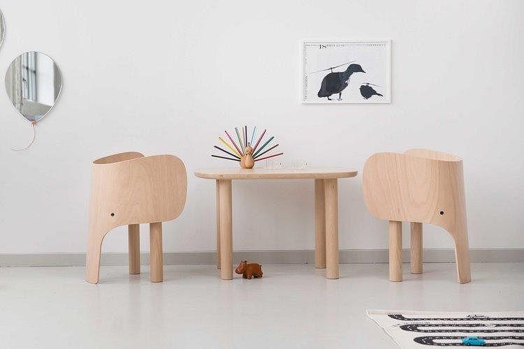 热气球镜+大象椅(Elements Optimal提供)