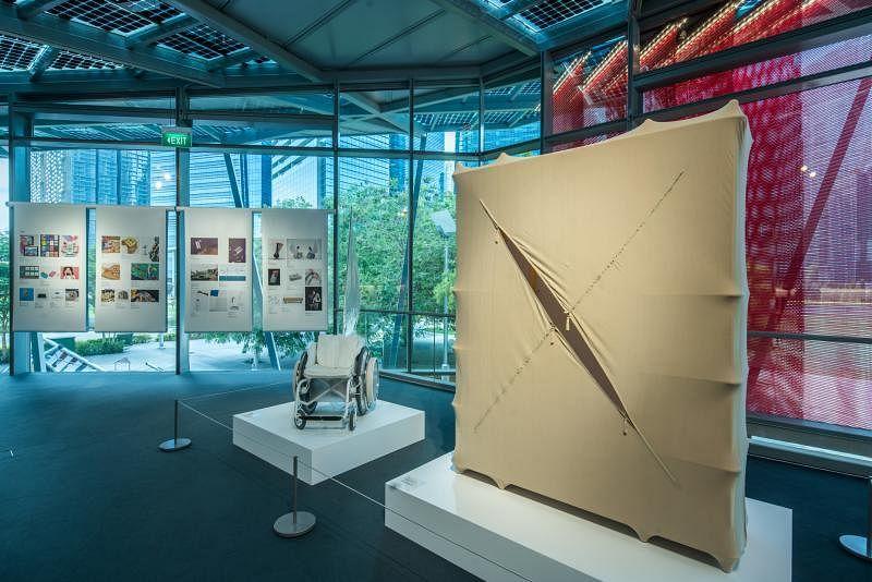 """深圳Soso设计公司的""""包""""衣橱是今年红点概念设计得奖作品之一。"""