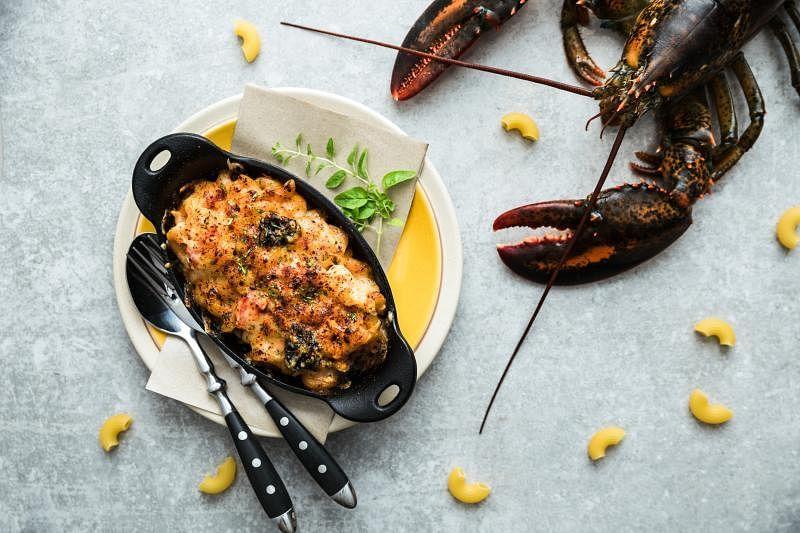 Alley on 25的Green Oven专攻烘烤食物如龙虾乳酪通心粉。