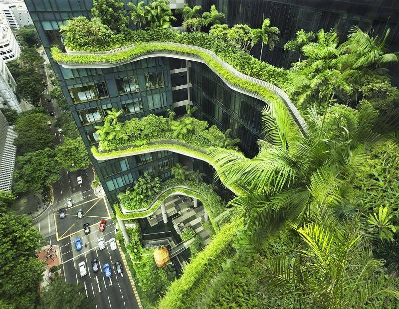 皮克林宾乐雅酒店是孙俊雄曾参与的建筑设计之一。