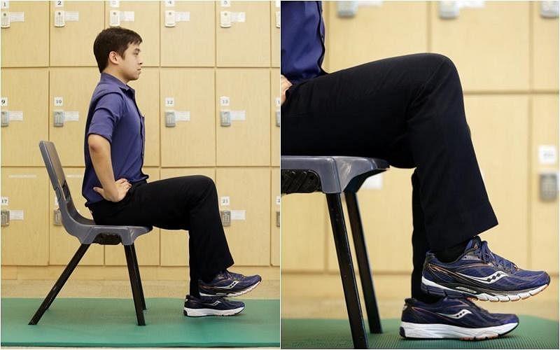 腰肌(psoas muscle)强健运动