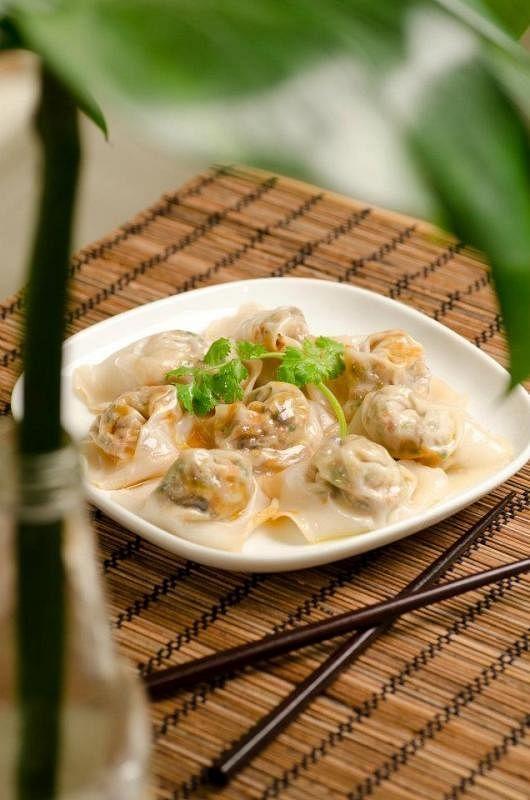 """""""真食""""的饺子。(互联网)"""