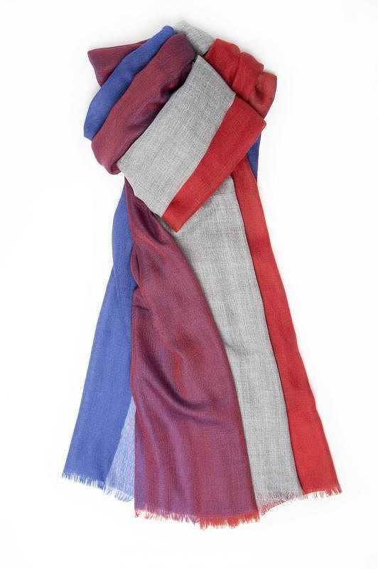 Loro Piana男士围巾。