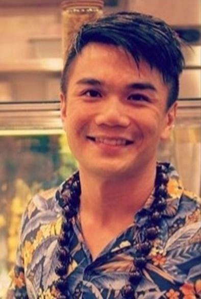 Aloha Poke合伙创办人曾国雄。