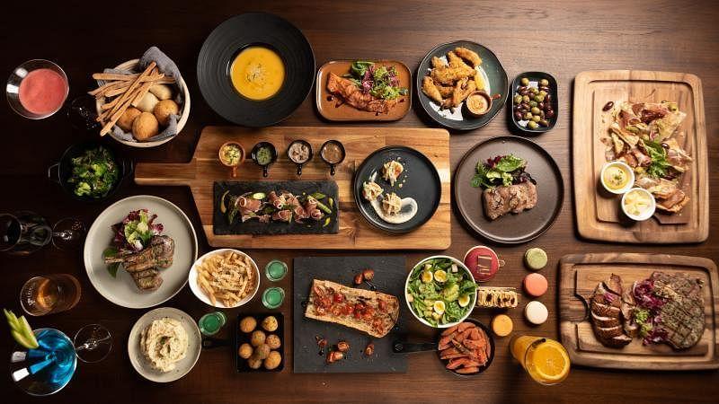 House of Mu的菜单强调食材原味。