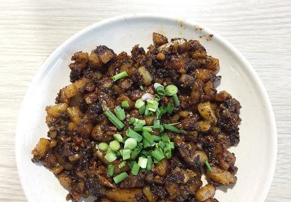 华利炒菜头粿 - Hua Li Fried Carrot Cake