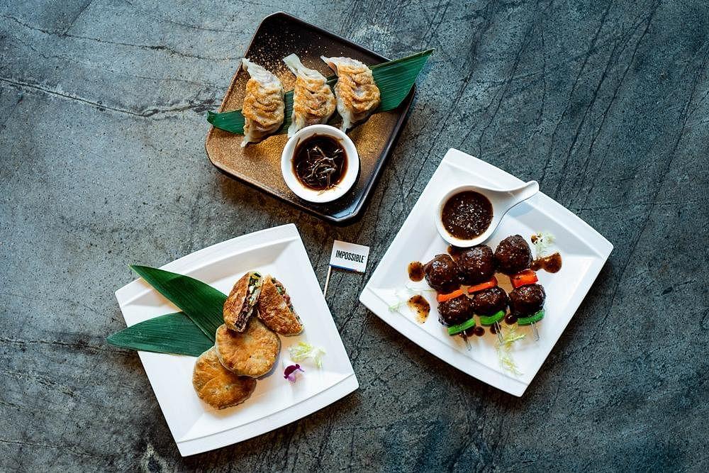 中餐馆Empress推出Impossible菜肴