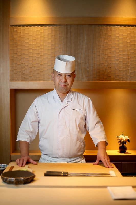 中谷良一希望假以时日能开设一家属于自己的寿司餐馆。