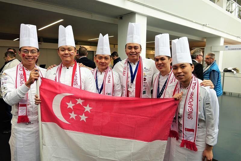 新加坡烹饪国家队近年来在国际烹饪比赛表现杰出。
