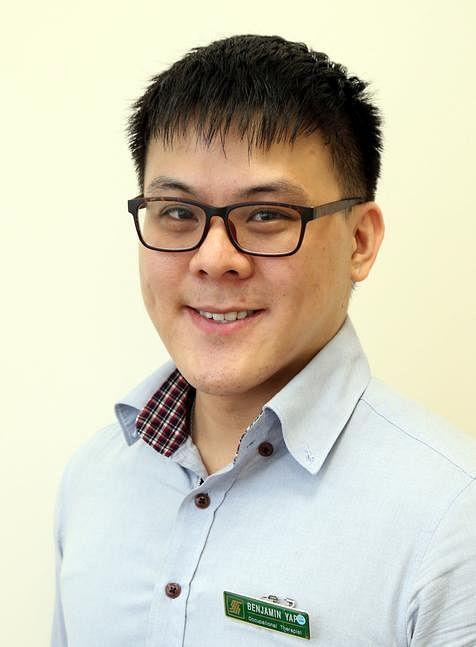 新加坡中央医院高级职能治疗师叶韦达来解答。