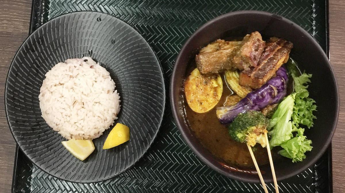 Suage Hokkaido Soup Curry