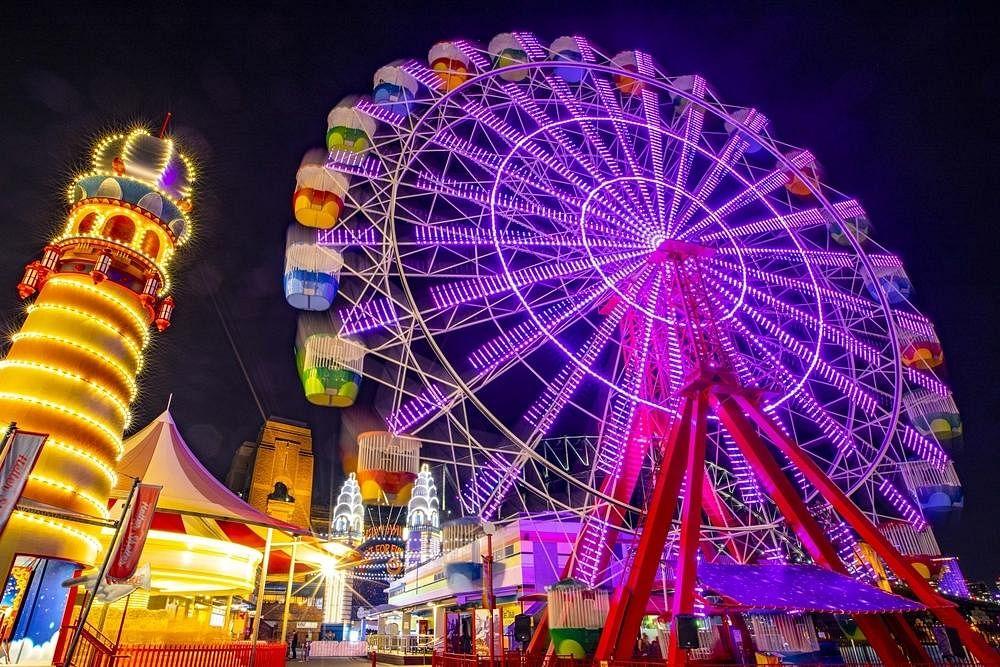 月神公园 Luna Park
