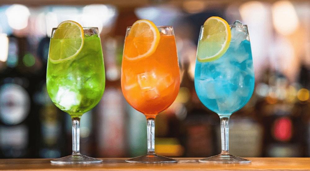 鸡尾酒 Vivid cocktail