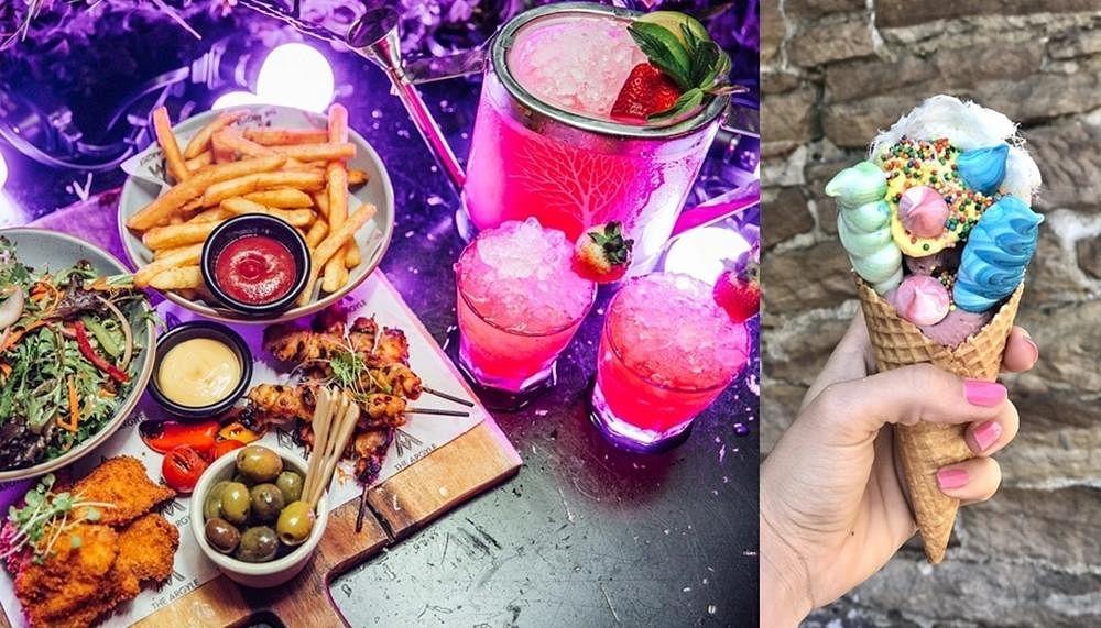Vivid特色佳肴 Vivid Instagram-worthy food