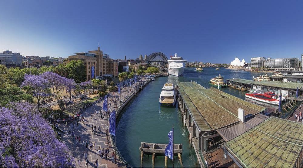 Circular Quay 环形码头