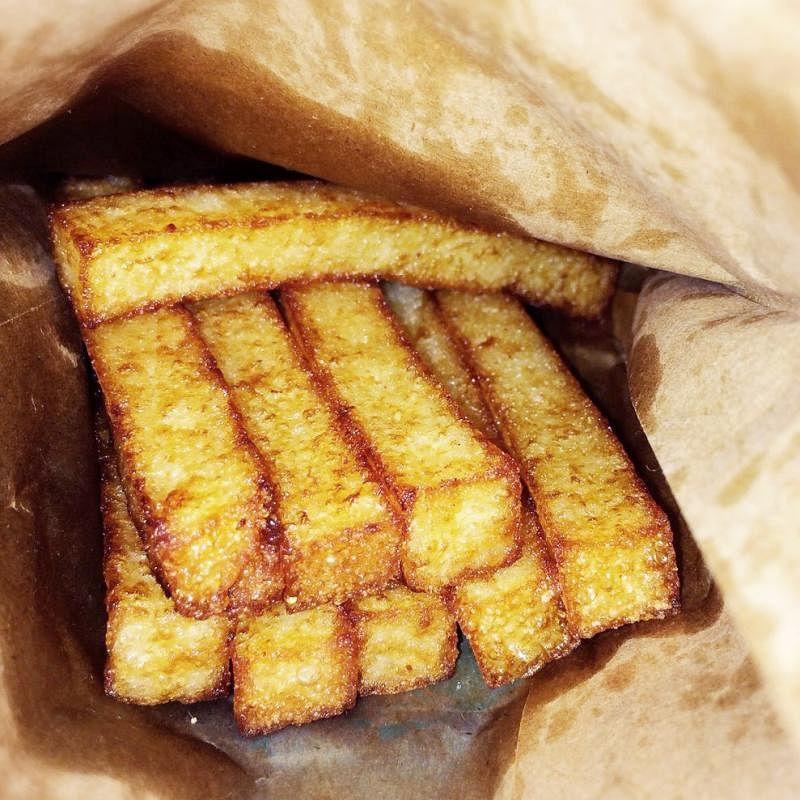 菜市炸菜头粿 - Chai Chee Fried Carrot Cake