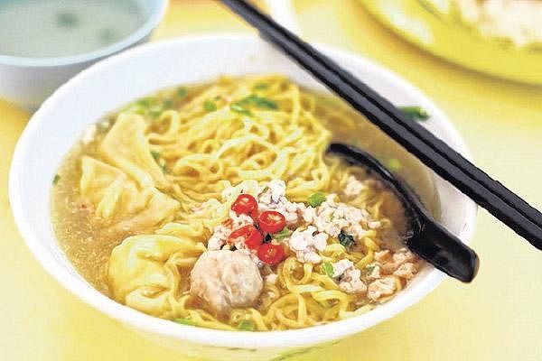 菜市肉脞面 - Chai Chee Minced Meat Noodle