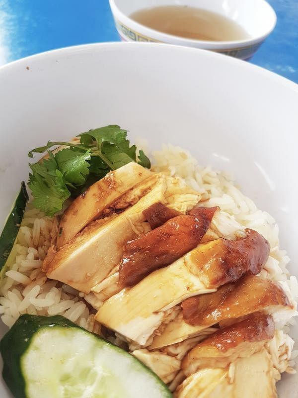 海记酱油鸡饭 - Hai Kee Soy Sauce Chicken Rice
