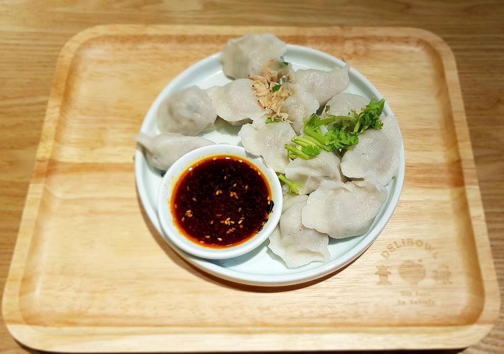 壹碗酸汤水饺 - Delibowl Dumplings