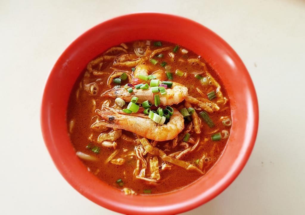 林玉梅 - Sarawak Laksa & Kolo Mee