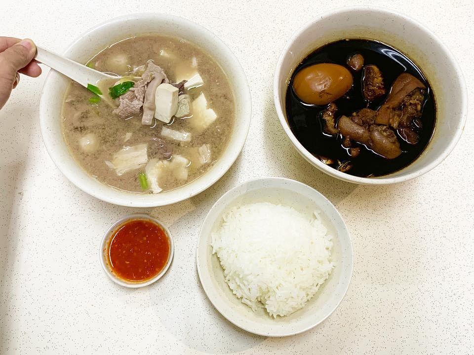 正文志记猪什汤大王 - Cheng Mun Chee Kee Pig Organ Soup