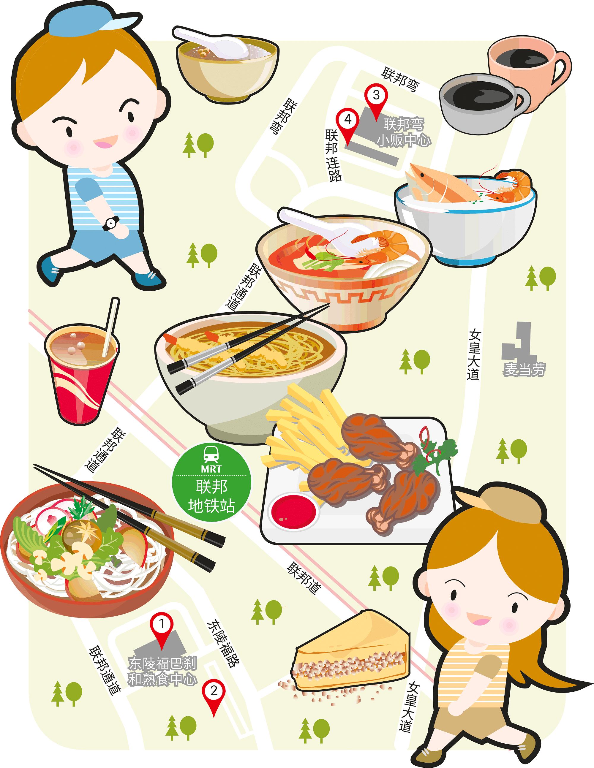Wanbao Food Search @Commonwealth MRT Station