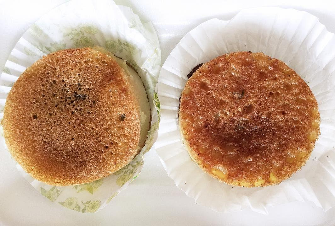 东陵福传统正宗面煎糕 - Tanglin Halt Original Peanut Pancake