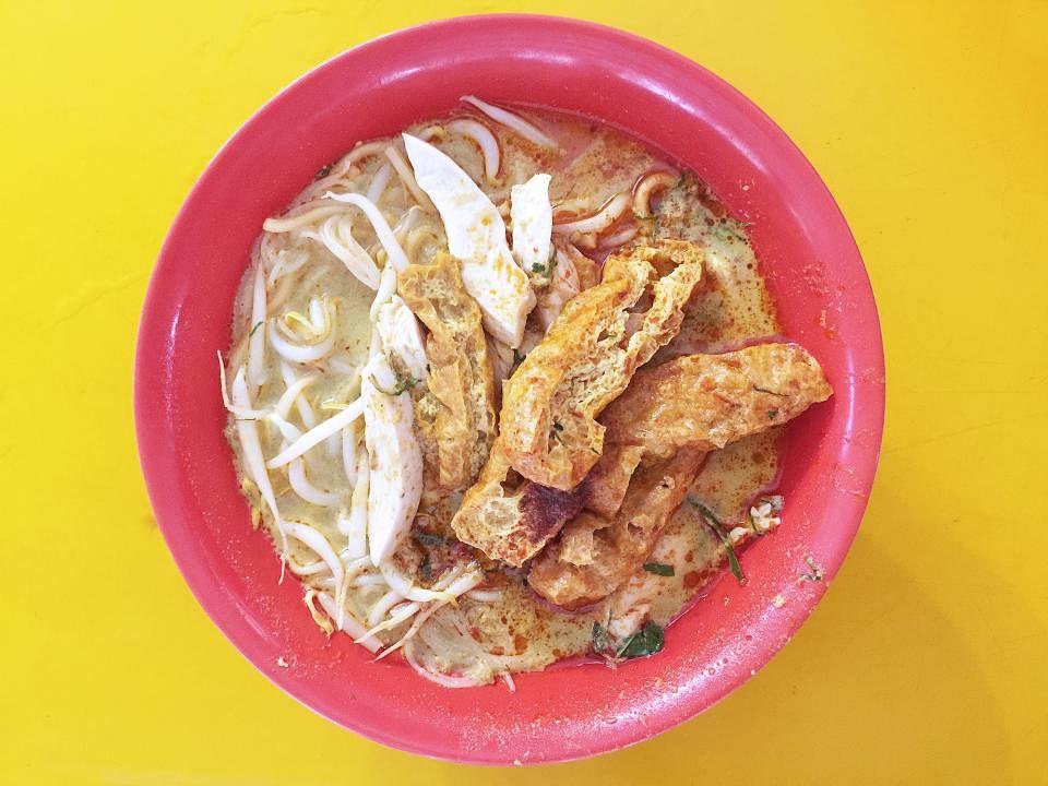 唯一辣沙 - Wei Yi Laksa & Prawn Noodle