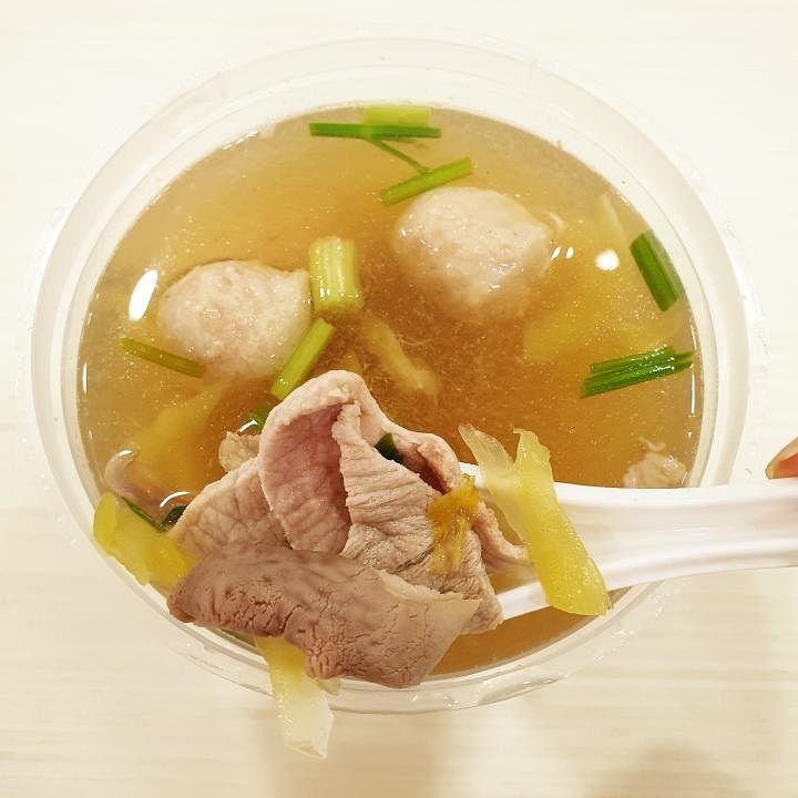 Pig's Organ Soup