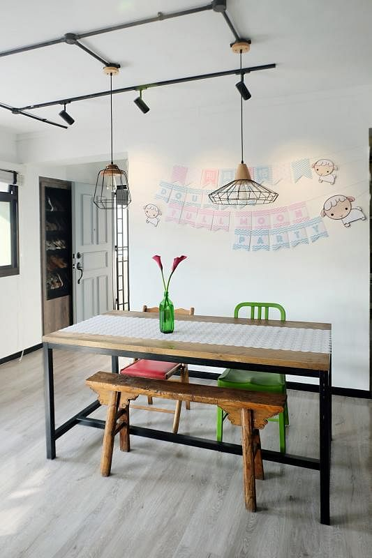 简约大方的客厅设计,持久耐看且实用。