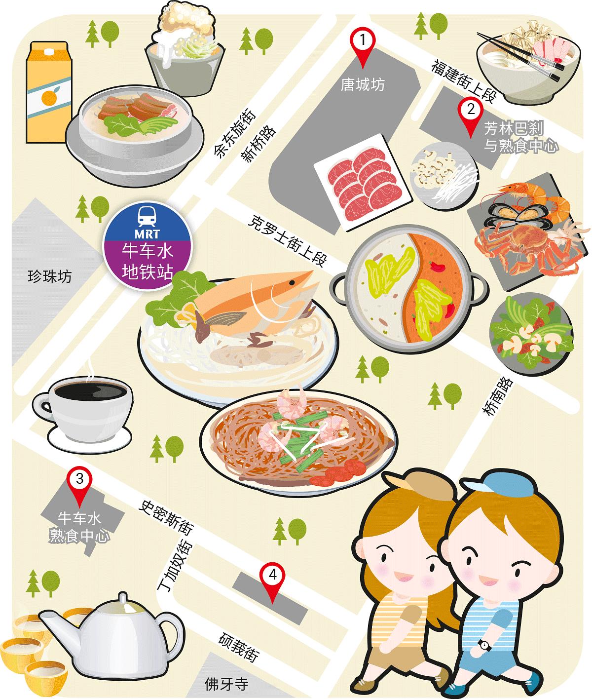 Wanbao Food Search @Chinatown MRT Station