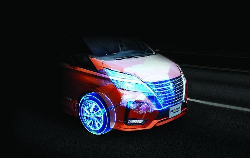 车子采用以锂电池、汽油引擎发电机及电动摩哆组成的全新e-Power动力传动系统,汽油引擎担当发电机角色。