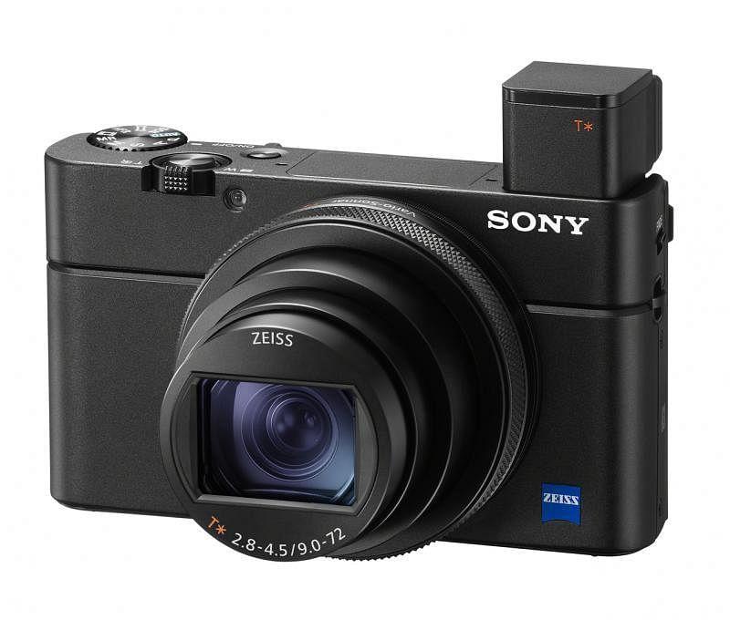 RX100 M7重新定义了小型相机的可能性。