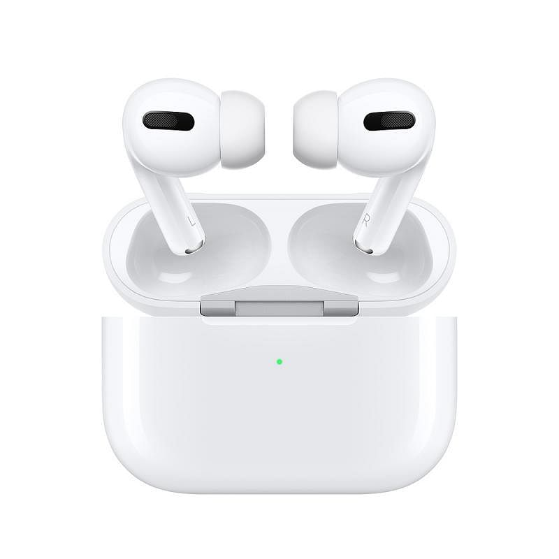 AirPods Pro的一大亮点是主动消噪技术。