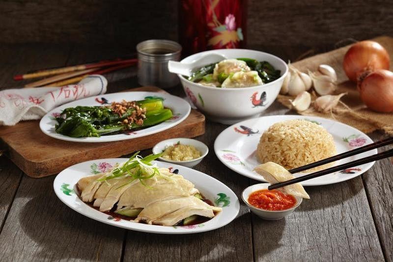 宝食餐饮集团通过加盟方式,已在新加坡开设四家威南记。