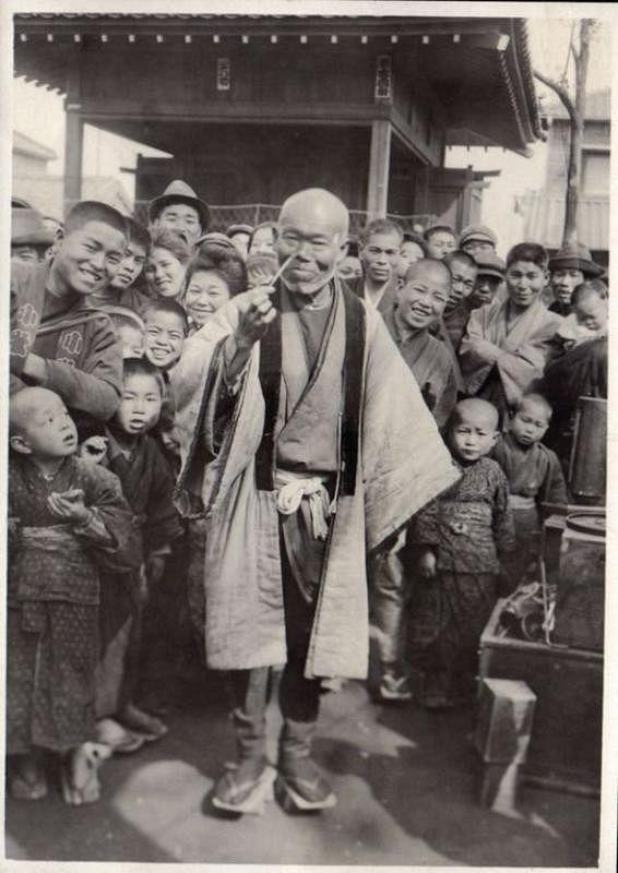 野良着是旧时日本农夫的工作服。