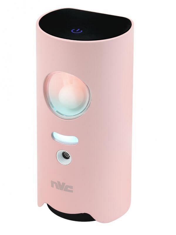 CleanAire空气洁净器小巧便携。
