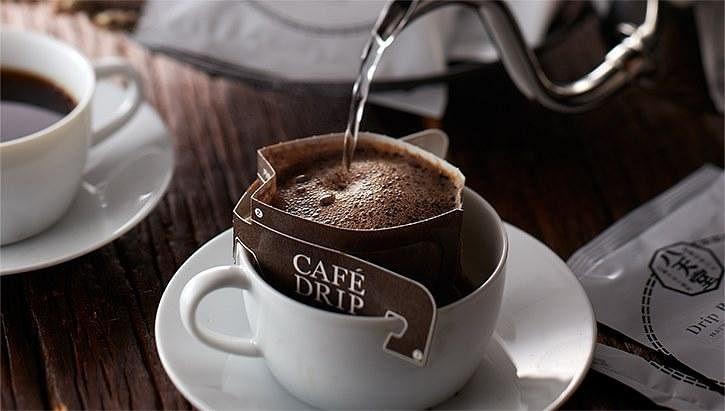 八天堂有来自世界各地的咖啡豆供选择。(互联网)
