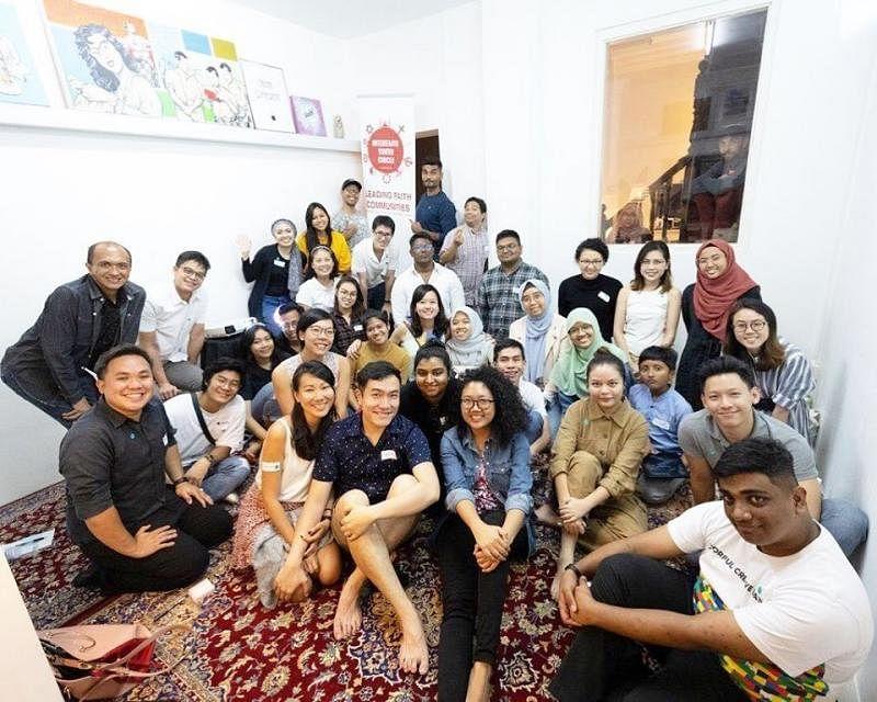 IYC今年初举行的诗歌朗诵与交流会,让各族与来自各地的参与者借助艺术形式表达自我对信仰的认知。