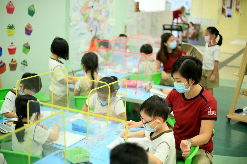 Kindle Garden是本地首个让普通孩童和特需孩童在同个屋檐下学习的学前教育中心。