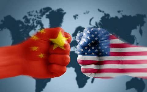 """学者分析,双方通话中的争议压倒合作,凸显中美矛盾依然尖锐,疫情和经济好转的美国未来预计将争取""""对华赢得全面胜利""""。(图/iStock)"""